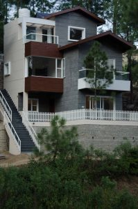 Presidential Villa - 3 bedroom villa kasauli